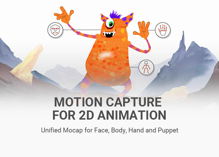 Cartoon Animator - the 2D animation software for rea-time production