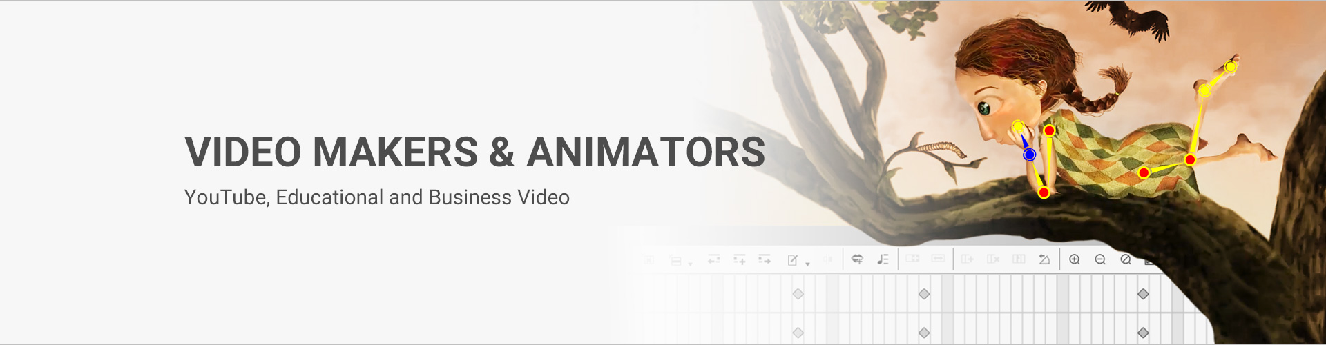 Cartoon Animator - the 2D animation software for animated video